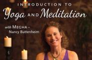 Cover image for Intro to Yoga & Meditation DVD