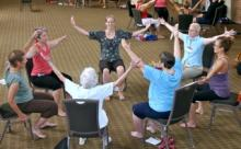 Let Your Yoga Dance for Special Populations